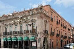 "<span style=""font-weight: bold; font-style: italic;"">Hotel Misión  Catedral</span>"
